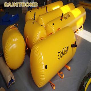 High performance and Davit Test PVC 1000l bags for lifeboat Water Weight Bag Gangway Proof Load Testing