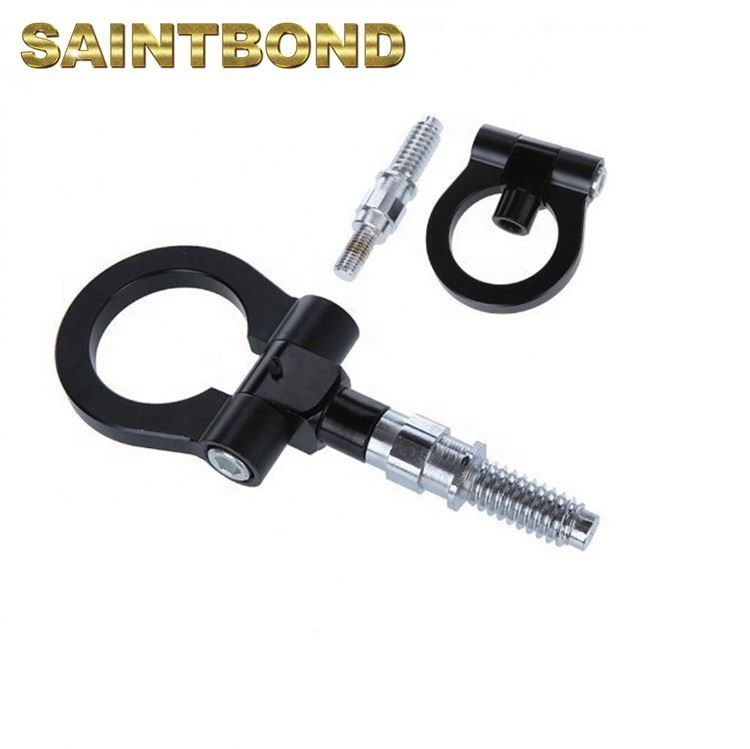 Car modification universal decorative personality color towing truck hook