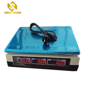 ACS209 Oem Service Factory Sale 30/35/40kg 2/5/10g Good Quality Black Housing Weighing Scale