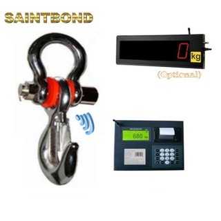 Portable lcd Mini Industrial Crane digital weighing 10000 kg hook electronics weigh scale manufacturers