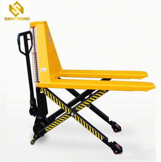 JF01 hydraulic forklift truck High quality 1 ton reday to ship manual forklift hydraulic hand pallet truck