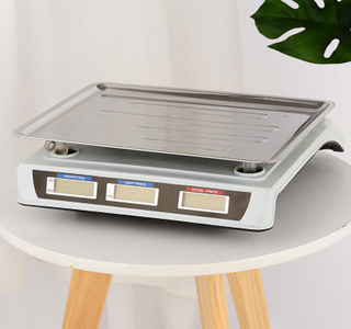 AS809 Digital Balance Scale Price Computing With Stainless Steel Key