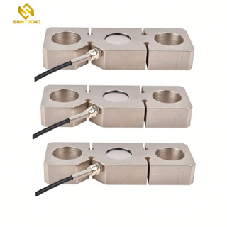 LC220 Stainless Steel Plate Shackle Pin Load Cell For Crane