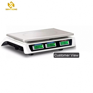 AS809 Acs Series Multifunction Digital Price Computing Scale User Manual