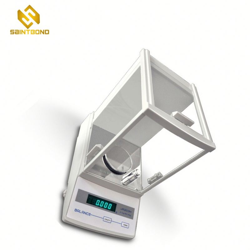 JA-H 120g 0.00001g lab micro analytical balance 0.01mg