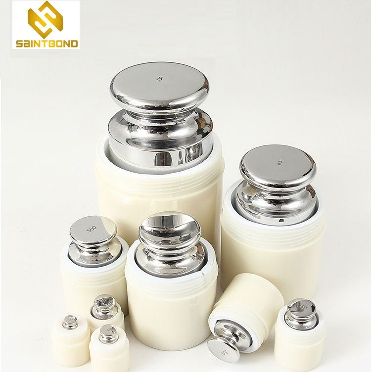 TWS02 OIML stainless steel weight set microgram 1mg-10kg pesas de precision calibracion