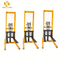 PSCTY02 1 Ton Manual Stacker Forklift Hand Hydraulic Stacker