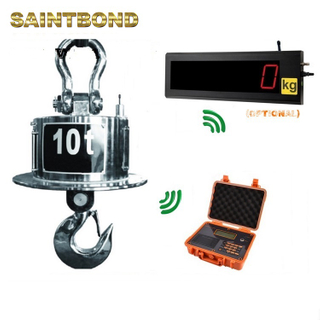 High Quality LCD Display High Temperature Proof Wireless Industrial Crane Scale