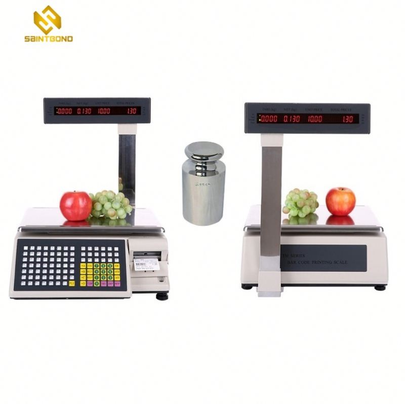 TM-AB electronic cash register scale for trading price scale supermarket weighing scale label