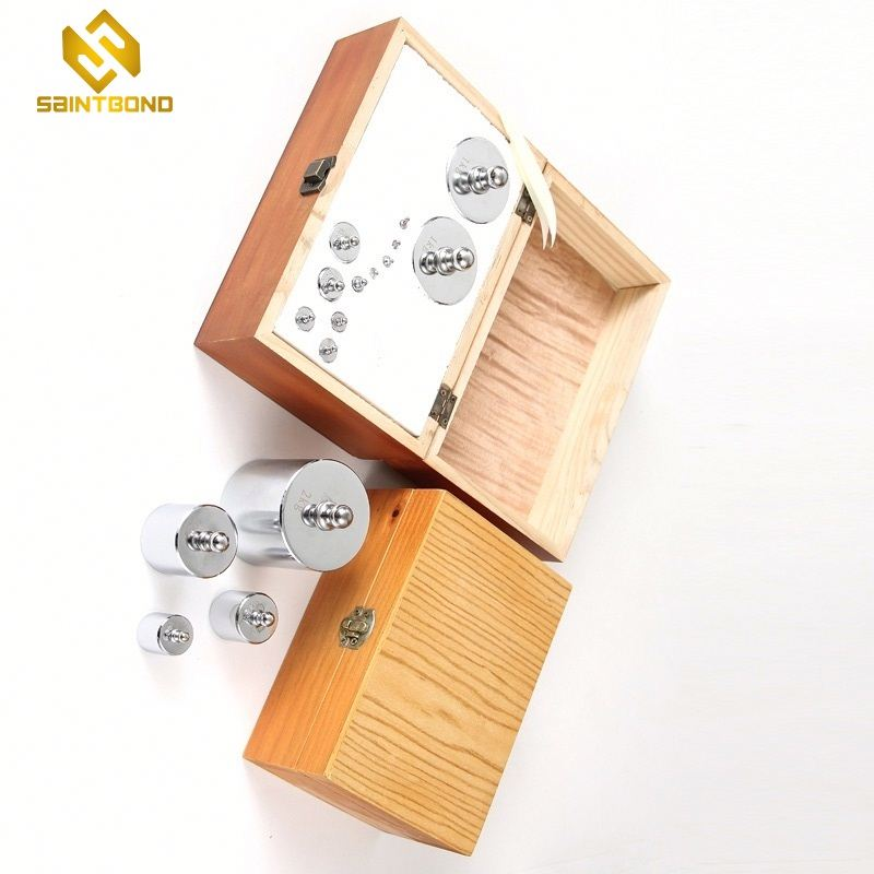 TWS02 E1 class 1mg-1kg high grade non-magnetic calibration stainless steel weight set