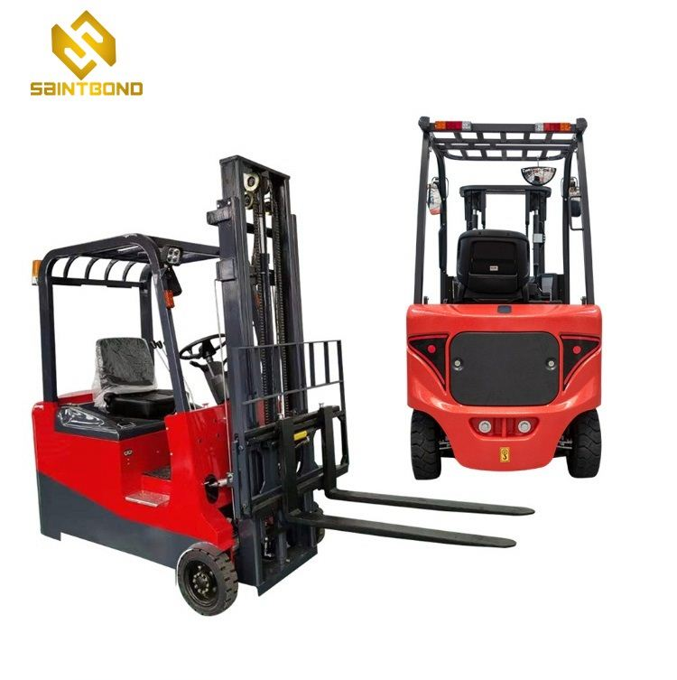 CPD Low price 4 wheel 1.5 ton capacity electric seat forklift for fork lift dealers