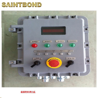 Explosion-proof digital display Fuel truck grounding system Explosion Proof Weighing Indicator