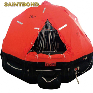 throw over type price gl approved rafts 6person life raft solas 25 person