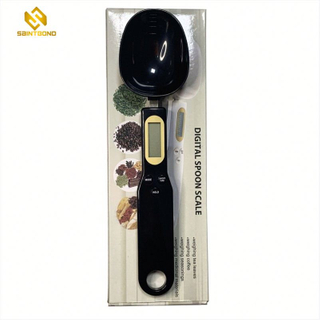 SP-001 HOT Portable Digital Kitchen Scale Measuring Spoon Weight Gram Ounce Scoop Kit Electronic Food Scale Balance Tool LCD