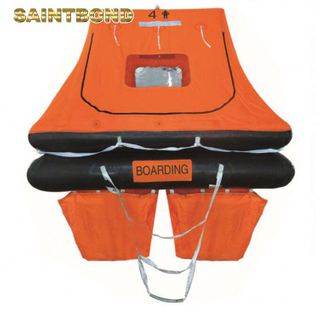 Inflation/life portable self inflating life inflatable raft liferaft systems
