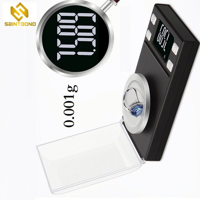 CX-118 20g 0.001g Mini Electronic Digital Scale Weighing Medicinal High Precision 0.001g Pocket Digital Scale Weighing Balance