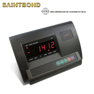 Floor Belt Scales Displays axle scale Intelligent for Weigh Feeder weighing Batching indicator