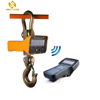 CS-EW Electronic OCS Hanging Scale Digital Crane Scale Wireless Weighing Scales with Large Screen
