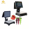 "PCC01 epos bill system touch screen pos 15"" payment scanner Point of Sale"