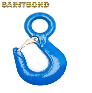 Hot selling hook with high strength 30 T --- hanging hook with lock