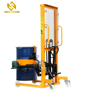 PSDT04 Wholesale Price Counter Blance Semi-Electric Oil Drum Stacker
