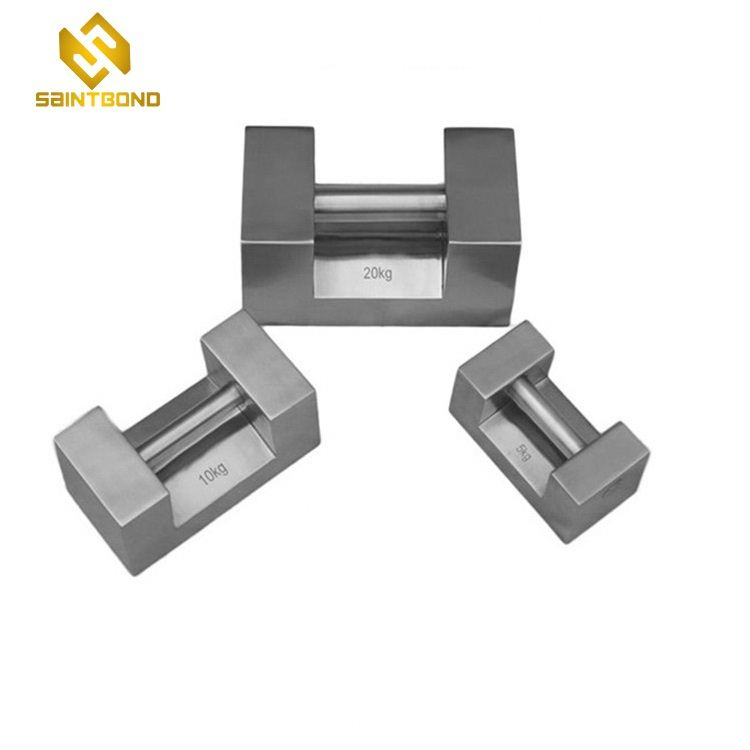 TWS04 stainless steel Grip Handle 5 10 20 kg pesas patron calibration Test Weights