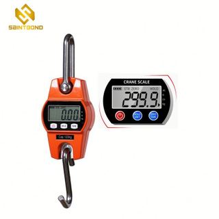 CS-A Mini Weighing 300 kg / 600 lbs Industrial Crane Scale for Indoor Farm Factory Outdoor aluminium