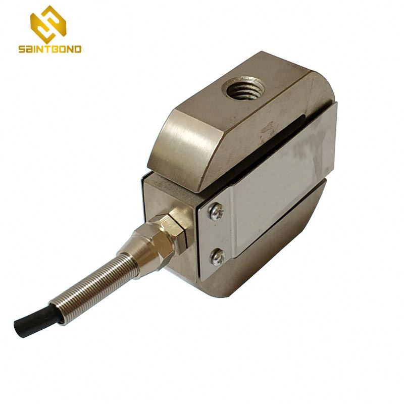 LC201 electronic S type tension load cell sensor 5-5000kg
