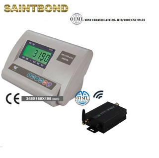 Yaohua instrument in gas and dust environment weigh scale with animal weighing load cell indicator