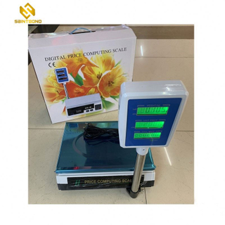 ACS30 30kg Weighing Scales Kitchen Electronic Lcd Led Display Computing Weight Price Scale