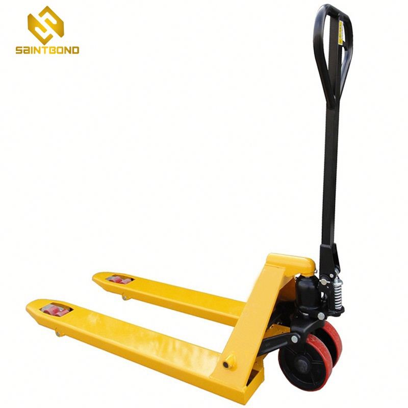 PS-C1 Buy Discount Portable Hydraulic AC Pallet Jack 2500kg Foldable Casting Pump Pallet Truck